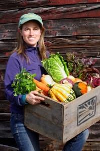 Farmer Mimi Arnstein