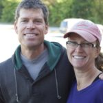 Bruce and Jenny Wooster, the Picadilly Farmers