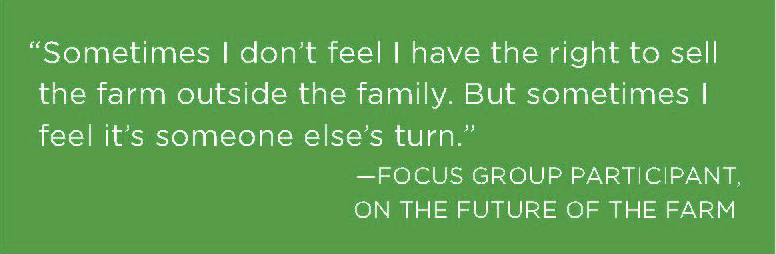 Quote--Sometimes-I-don't-feel-I-have-the-right-to-sell-the-farm-outside-the-family