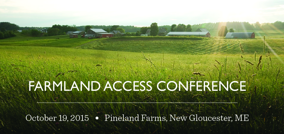 Farmland Access Conference
