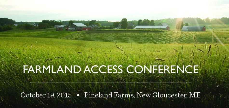 Farmland Access Conference